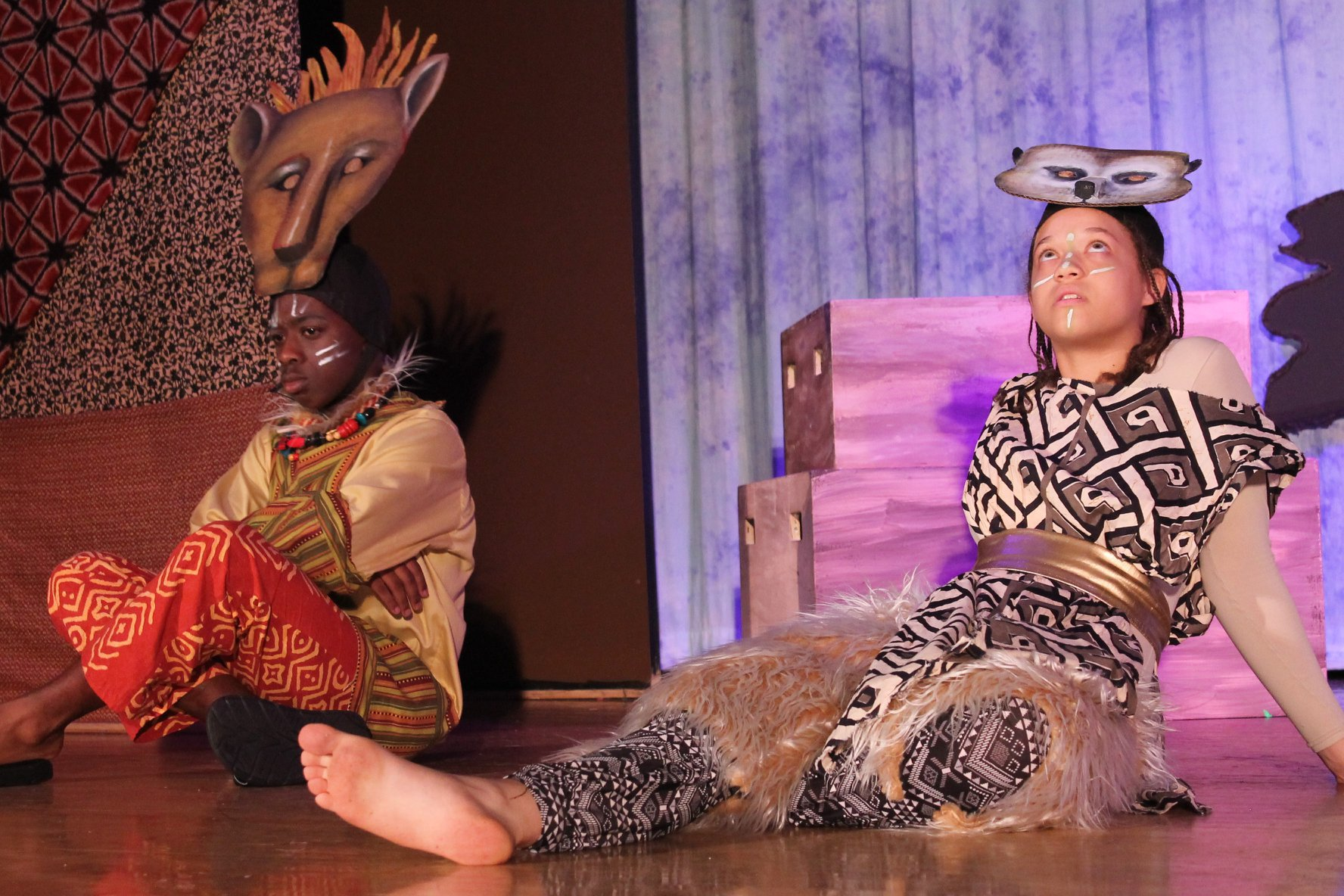 Lion King Olivet Boys and Girls Club Summer Theatre Camp.jpg